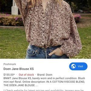 Doen Jane Blouse